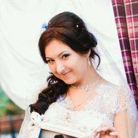 Красивая невеста Оля :: Андрей Молчанов