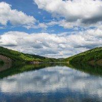 Облака купаются :: Дмитрий (White Starik) Фотолюбитель