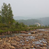 Безводная река :: val-isaew2010 Валерий Исаев