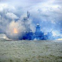 День ВМФ Балтийск :: Дима Березин
