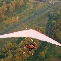 С высоты птичьего полёта. :: Светлана Богатько