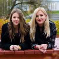Сестрички- подружки. :: Инта