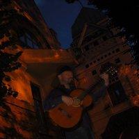 Гитарная музыка у ''замка'' :: Денис Бугров