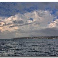 Море и небо. :: Leonid Korenfeld