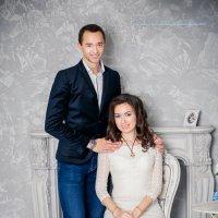 Иван и Анастасия :: Андрей Молчанов