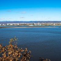 Комсомольск-на-Амуре. :: Поток