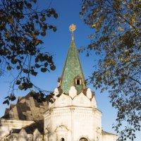Старинная башня :: Aнна Зарубина