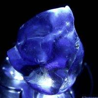 Голубой кристалл :: Андрей Заломленков