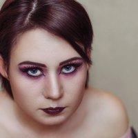 макияж на хэллоуин :: Евгений Дольников