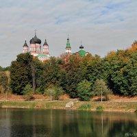 Свято-Пантелеймоновский монастырь :: Виктор Марченко