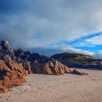 Следы на песке :: Максим Дорофеев