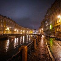 В Петербурге сегодня дожди... :: Евгения Кирильченко