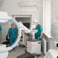 Операционный день в сельской больнице :: Анастасия Богатова