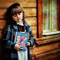 Снова в школу :: Ксения Дерзкая