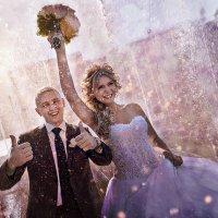 Жаркая свадьба :: Андрей Агапов