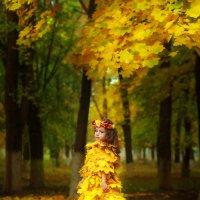 Оенняя фея :: Оксана Чепурнаева