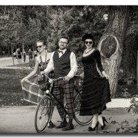 Вело прогулка в Английском стиле №31 :: Сергей Шруба