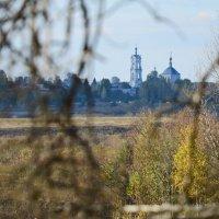 Церковь в Погосте 2 :: Николай Варламов