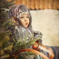 Анастасия Давлятшина - Анастасия :: Фотоконкурс Epson