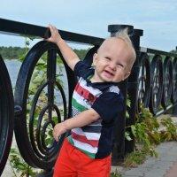 Детская улыбка :: Оля Ля