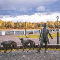 Дворцовый парк :: Сергей Соболев
