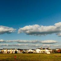 Clouds :: Сергей Ржевский