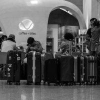 В ожидании своего рейса :: Gotardo Ro