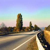 окружная  дорога :: георгий  петькун