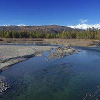 Река :: Анатолий Иргл