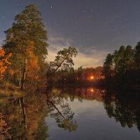 Ночная осень! :: Денис Дехтяренко