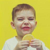Этот коварный лимон :: Ксения Старикова