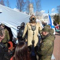 А по контракту в ВМФ России кто ? :: Виктор Егорович