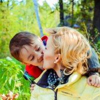 Мама и сын :: Альбинка Касимова