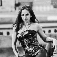 "серия ""Moto girl"" :: Nina Zhafirova"