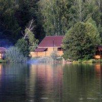 Такие места у  нас.... сказка...!) :: Валерия  Полещикова