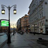 Камергерские фонари :: Виктор Берёзкин