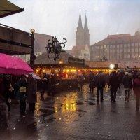 Снег с дождем :: Elen Dol