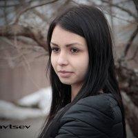 Карина. :: Евгений Ставцев