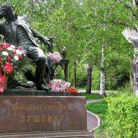 «Посвящение А.С. Пушкину ...» :: vitalsi Зайцев