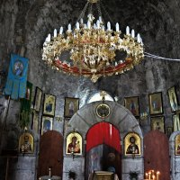 Церковь Абаата (Гагрская церковь Покрова Пресвятой Богородицы) :: Елена Смолова