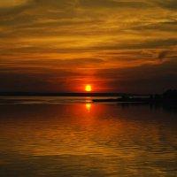закат на водах :: konsullll