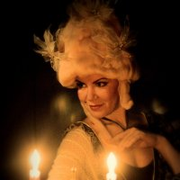 .. Сквозь время в XVIII век .. :: Арина Дмитриева