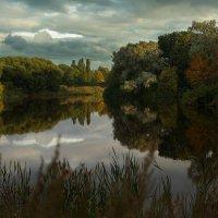 Уж небо осенью дышало... :: Светлана Салахетдинова