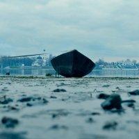 Одинокая лодка :: Екатерина