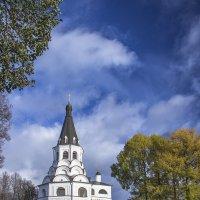 Распятская церковь колокольня Александровской слободы 17-18вв. :: Игорь Егоров