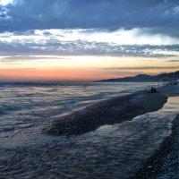 Вечер у моря :: Мария Богуславская