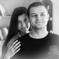 Катя и Тимофей :: Андрей Молчанов