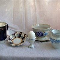 Старая посуда из 70-х... :: Нина Корешкова