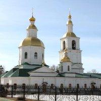 Казанская церковь. :: elena manas