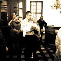 Напутствие крестному отцу :: Владимир Карлов